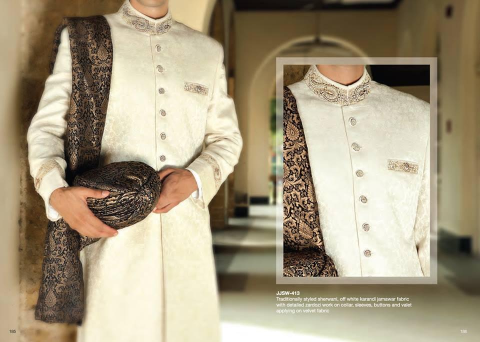 Pakistani Sherwani Designs For Dulha