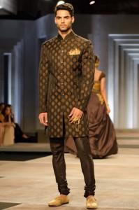 Pakistani Sherwani Designs for Groom