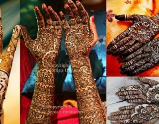 42 New Arabic Mehndi Designs for Every Occasion