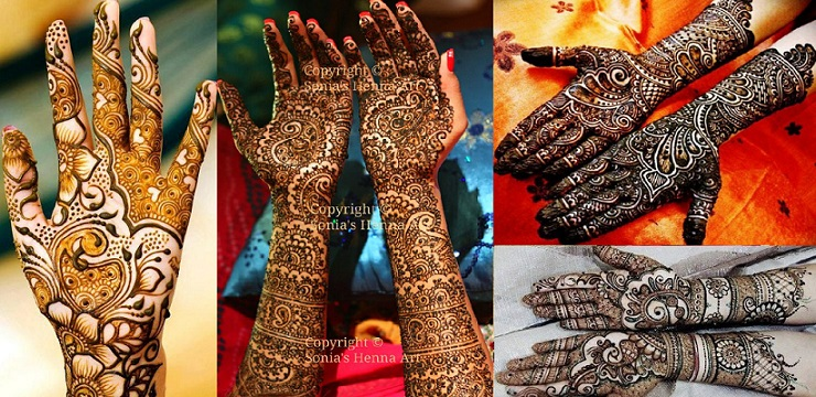 New Arabic Mehndi Designs for Every Occasion