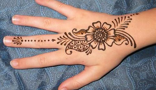 42 New Arabic Mehndi Designs For Every Occasion Fashionglint