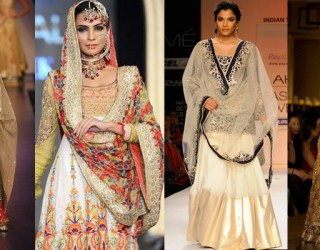 12 Chic Dupatta Draping Styles To Slay On All Parties