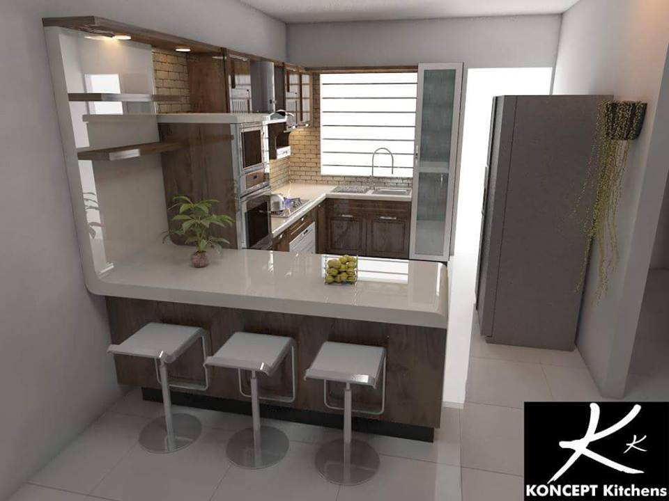 Inspiring Kitchen Designs In Pakistan