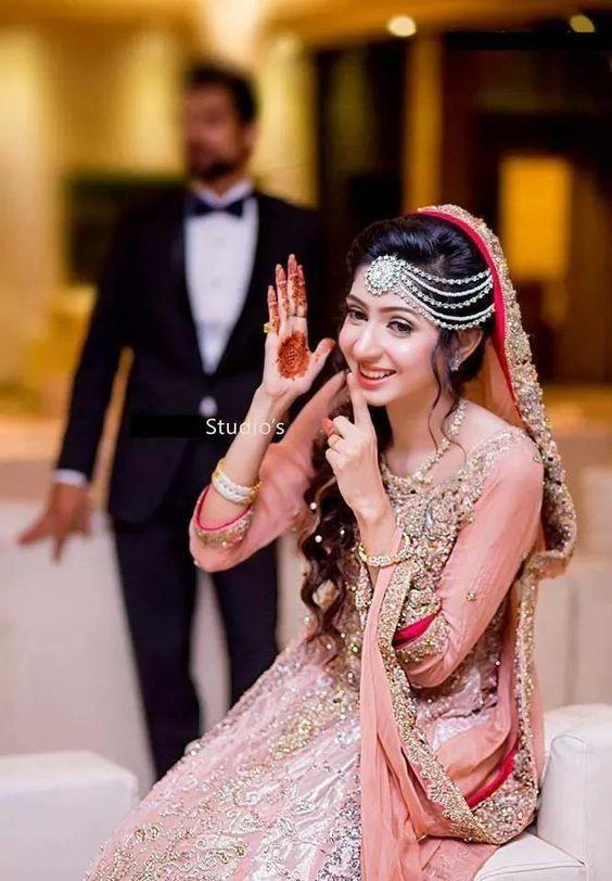 Pakistani Jewelry Designs for Bridal Matha Patti