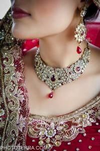 Pakistani Jewelry Designs for Bridal Kundan Set