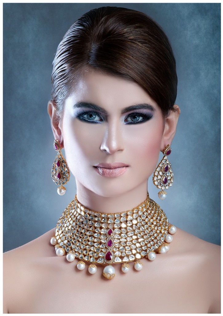 Pakistani Jewelry Designs for Bridal Photos