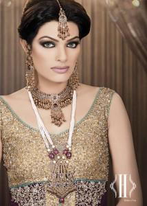Pakistani Jewelry Designs for Bridal Photos