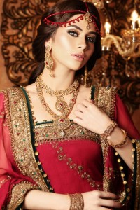 Pakistani Jewelry Designs for Bridal Latest Trends