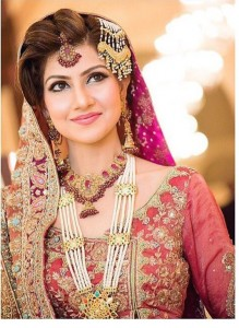 Pakistani Jewelry Designs for Bridal