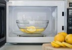 Cheap Microwave Cleaning Hack