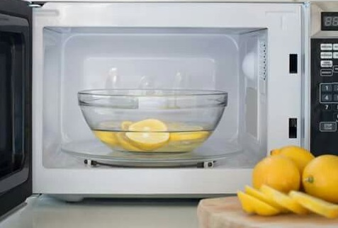 Stani Kitchen Cleaning Tips Microwave Hack