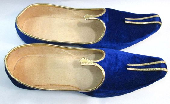 Mens velvet Khussa Shoes For Every Occasion