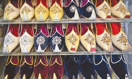Mens Khussa Shoes for wedding