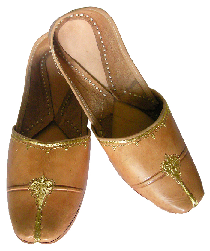 Brown Mens Khussa Shoes For Every Occasion