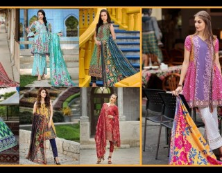 50+ Stylish Lawn Dresses Stitching Designs In Pakistan