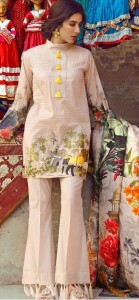 Bell Bottom Trouser Designs 2019 In Pakistan