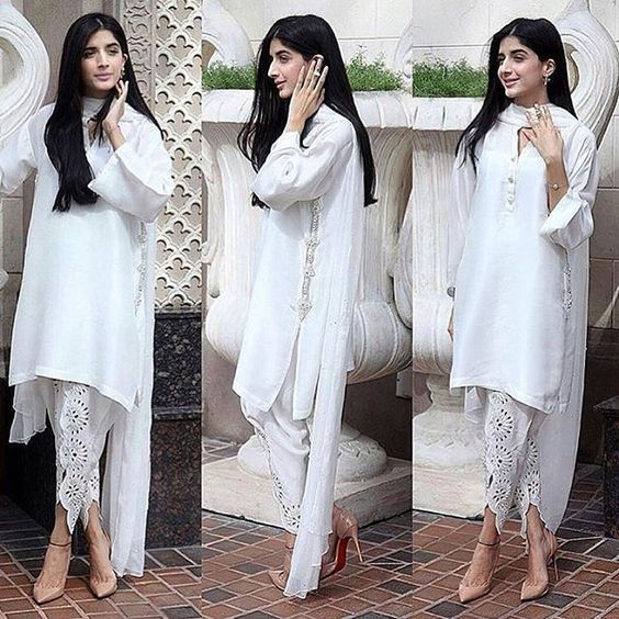Tulip Trouser Designs 2018 In Pakistan