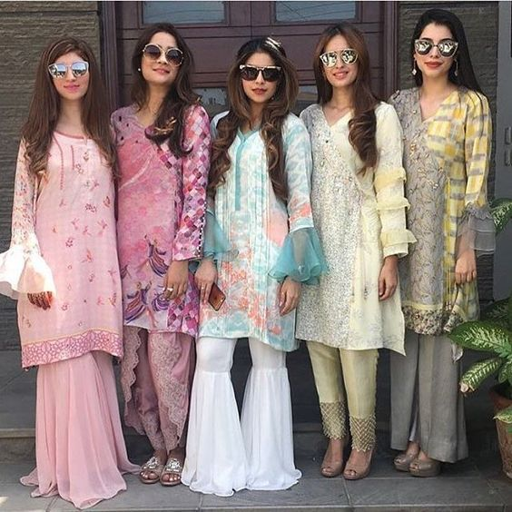 stylish Trouser Designs 2018 In Pakistan
