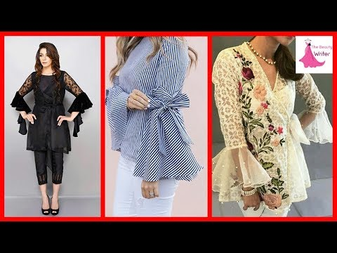 New Bell Sleeves Designs In Pakistan To Try This Year