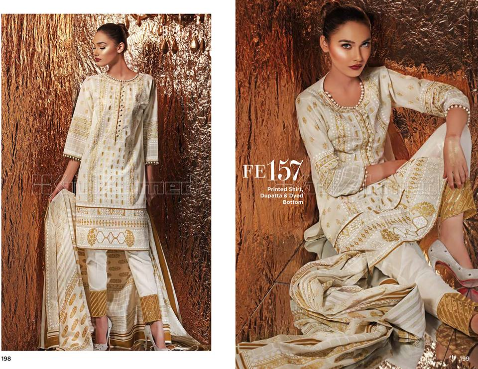 Pakistani Eid Collections 2018