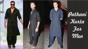 Celebrities in Pathani Suits