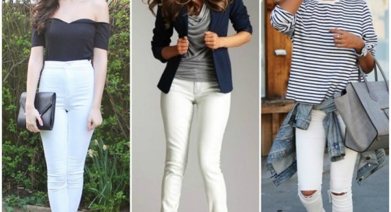 Stylish Tops Designs with Jeans