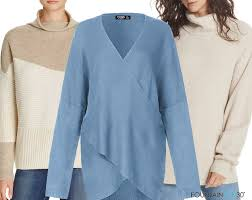 Top 5 Fall Sweater Trends 2020 for Women