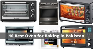 best electric oven for baking in Pakistan